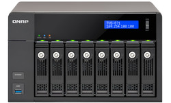 QNAP TVS-871-i7-16G 24TB