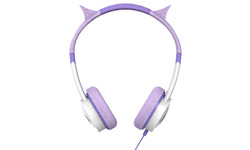 iFrogz Little Rockerz Owl White/Pink