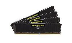Corsair Vengeance LPX Black 64GB DDR4-3000 CL16 quad kit
