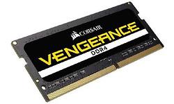 Corsair Vengeance Black 8GB DDR4-2400 CL16 Sodimm