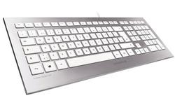 Cherry Strait 3.0 USB Silver (DE)