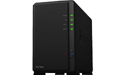 Synology DiskStation DS218play 20TB