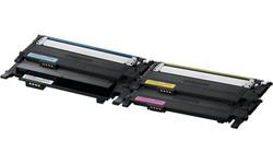 HP CLT-P406C Black + Color