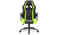 Sharkoon Skiller SGS1 Gaming Seat Black/Green