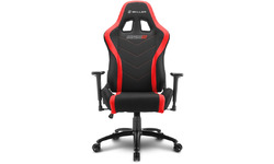 Sharkoon Skiller SGS2 Gaming Seat Black/Red