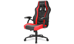 Sharkoon Skiller SGS1 Gaming Seat Black/Red
