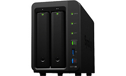 Synology DiskStation DS718+ 24TB