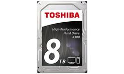 Toshiba High Performance X300 8TB