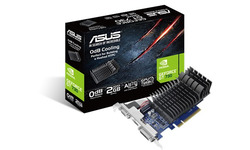 Asus GeForce GT 730 Passive LP 2GB