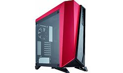 Corsair Carbide Spec-Omega Window Black/Red
