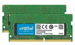 Crucial Crucial 16GB DDR4-2666 CL19 Sodimm Kit
