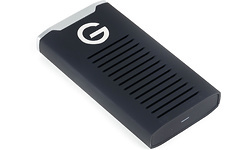 G-Technology G-Drive Mobile 1TB Black