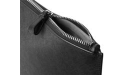 HP Elite 12.5 Leather Sleeve Black