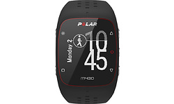 Polar M430 HR Black