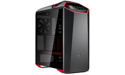 Cooler Master MasterCase MC500MT Window Black/Red