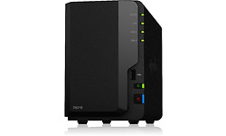 Synology DiskStation DS218 24TB