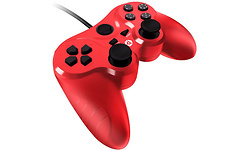 Gioteck VX-3 Wired Controller PS3 Red