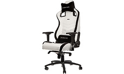 Noblechairs Epic Gaming Chair Black/White (NBL-PU-WHT-001)