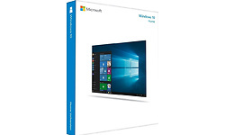 Microsoft Windows 10 Home 32-bit/64-bit Retail RS2 (NL)