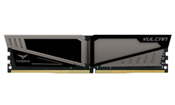 Team T-Force Vulcan Grey 16GB DDR4-2400 CL14 kit