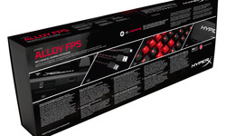 Kingston Alloy FPS Cherry MX Brown Black (UK)