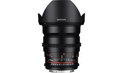 Samyang 24mm f/1.5 VDSLR II Sony