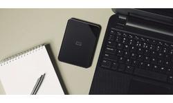 Western Digital Elements Portable Special 3TB Black