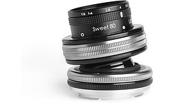 Lensbaby Composer Pro II Sweet 80 (Nikon)
