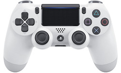 Sony PlayStation 4 Slim 500GB Glacier White + Controller