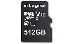 Integral MicroSDXC UHS-I 512GB