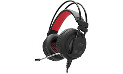 Speedlink Maxter Gaming Headset PS4 Black/Red