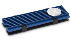 EK Waterblocks EK-M.2 NVMe Heatsink Blue