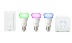Philips Hue White and Color Ambiance E27 Starter Kit