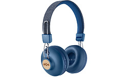 House of Marley Positive Vibration 2 Wireless Blue