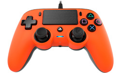 Nacon PS4 Official Wired Controller Orange