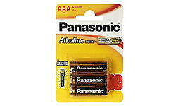 Panasonic Panasonic Alkaline Power AAA