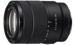 Sony SEL 18-135mm f/3.5-5.6 OSS Black