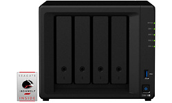 Synology DiskStation DS918+ 16TB (Seagate Ironwolf)