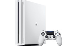 Sony PlayStation 4 Pro 1TB White + That's You! Voucher