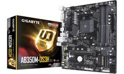 Gigabyte AB350M-DS3H