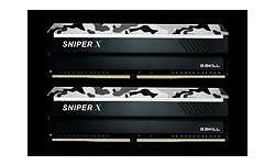 G.Skill SniperX Urban Camouflage 32GB DDR4-3000 CL16 kit