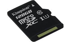 Kingston Canvas Select MicroSDXC UHS-I 128GB