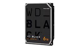Western Digital Black 6TB Black