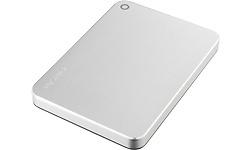 Toshiba Canvio Premium 1TB Silver Metallic