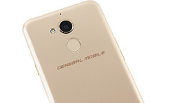 General Mobile GM8 Gold
