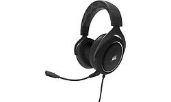 Corsair HS60 7.1 Surround Gaming Headset White