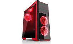 CiT Flash Window Black/Red