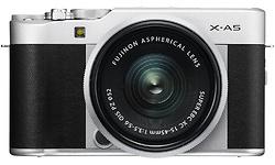 Fujifilm X-A5 15-45 kit Black/Silver