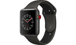 Apple Watch OLED GPS 42mm Grey Sport Black