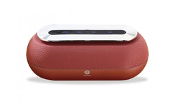 Conceptronic Dunkan Bluetooth Speaker Red